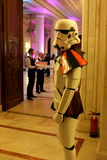 Soldat de Star Wars Photographie stock libre de droits