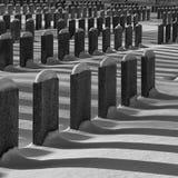 Soldat de tombes Images libres de droits