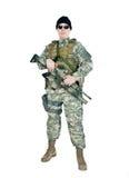 Soldat des USA Image libre de droits