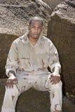 Soldat des USA Photographie stock