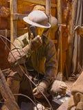 Soldat des Weltkriegs 1 Lizenzfreie Stockbilder
