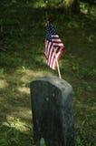 soldat för grav s Arkivbild
