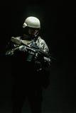 Soldat för grupp för specialförband för USA-armé Royaltyfri Bild