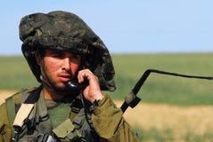 Soldat israélien Photos stock