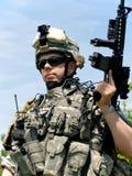 soldat nous Photo libre de droits