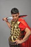 Soldat romain de légionnaire photo stock