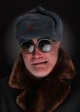Soldat soviétique Photos stock