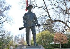 Soldat-Statue Cuba War-Denkmal Lizenzfreies Stockbild