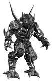Soldat étranger de robot Photo stock