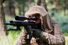 Soldaten Lizenzfreies Stockfoto