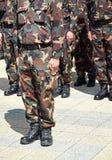 soldaten Stockbild