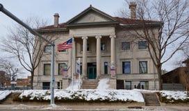 Soldaten und Seeleute Memorial Hall Lizenzfreies Stockfoto