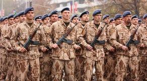 Soldati Fotografie Stock Libere da Diritti