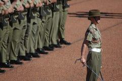 Soldati australiani Immagini Stock