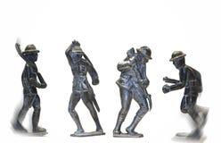 Soldati di giocattolo Fotografia Stock