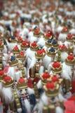 Soldati di giocattolo Immagini Stock