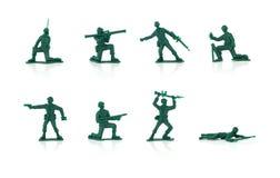 Soldati di giocattolo Immagine Stock Libera da Diritti