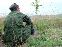 Soldato immagine stock libera da diritti
