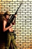 Soldato Fotografie Stock
