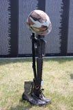 Soldato caduto Fotografia Stock Libera da Diritti