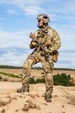 Soldato del gruppo delle forze speciali dell'esercito americano Immagine Stock