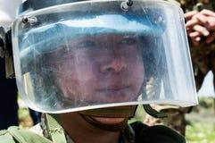 Soldato del Unifil Fotografie Stock