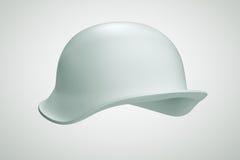 soldato dell'esercito del casco 3D Fotografia Stock