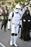 Soldato di cavalleria di Star Wars. Fotografie Stock