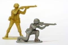 Soldato di giocattolo Fotografia Stock Libera da Diritti