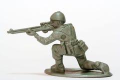 Soldato di giocattolo immagine stock
