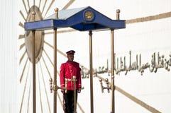 Soldato egiziano Fotografia Stock