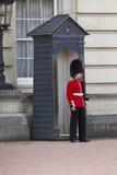Soldato Guard della regina Fotografie Stock Libere da Diritti