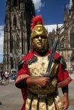 Soldato romano Immagini Stock