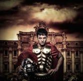 soldato romano del legionary Fotografie Stock Libere da Diritti
