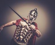 soldato romano del legionary Immagine Stock