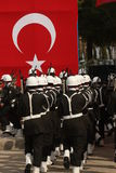 Soldato turco Fotografia Stock
