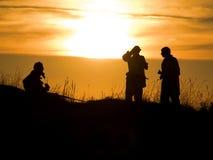 Soldats Image libre de droits