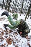 Soldats Photographie stock