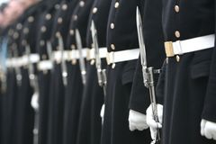 Soldats Photos stock