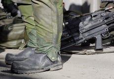 Soldats Photo stock