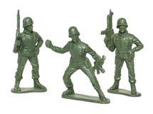 Soldats de jouet image stock