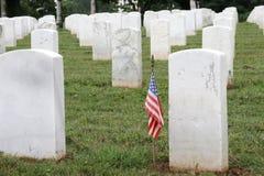 Soldats graves Image libre de droits