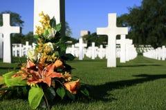 Soldats tombés Images stock