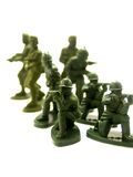 Soldatspielzeug 11 Lizenzfreies Stockfoto