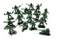 soldattoy Fotografering för Bildbyråer