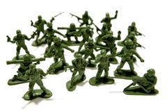 soldattoy Royaltyfria Bilder
