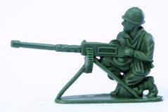 soldattoy Royaltyfri Bild