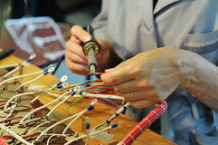 Free Soldering Royalty Free Stock Photography - 9506567
