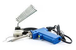 Soldering iron Royalty Free Stock Photography
