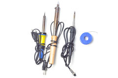 Soldering Irons Stock Image